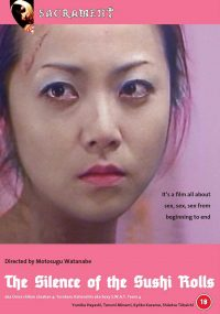 DVD cover for pinku feature The Silence of the Sushi Rolls