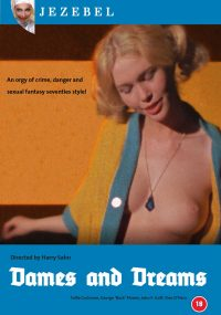DVD cover for feature Dames and Dreams