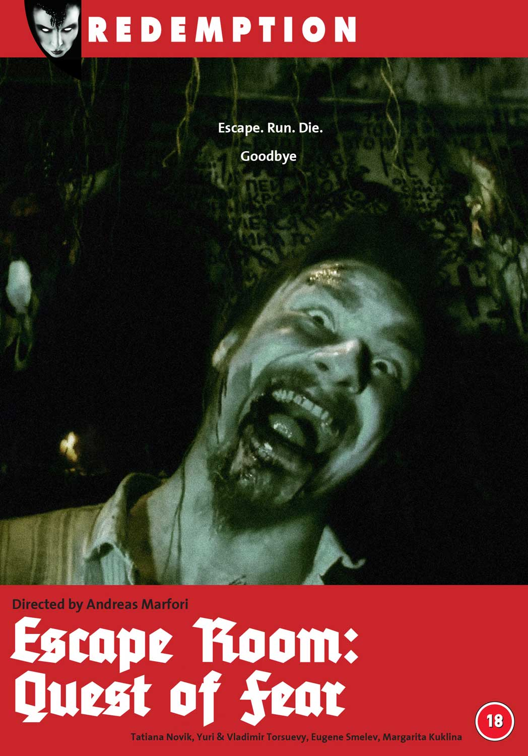 Stream Russian horror movie Escape Room: Quest of Fear